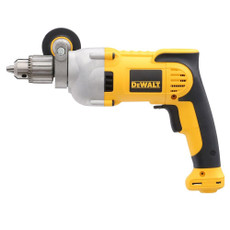 "DeWalt 10 Amp 1/2"" (13 mm) Variable Speed Reversing Pistol Grip Drill, DWD210G"