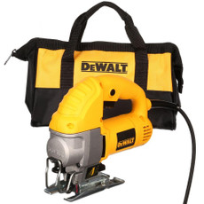 DeWalt 5.5 Amp Jig Saw Kit, DW317K