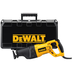 DeWalt 13 Amp Reciprocating Saw Kit, DW311K