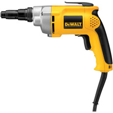 DeWalt Variable Speed Reversing Versa-Clutch Screwdriver, DW268