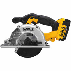 "DeWalt 20-Volt Max 5-1/2"" Cordless Metal Cutting Circular Saw (Tool Only), DCS373B"