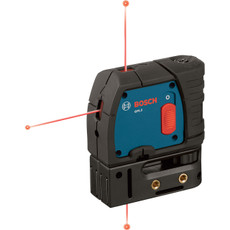 Bosch 3 Point Self-Leveling Laser Alignment with Case, GPL3