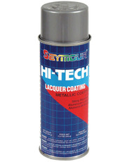 Seymour Shiny Aluminum Hi-Tech Lacquer Spray Paint, 16-111
