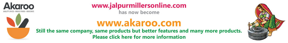Jalpur Millers Online to Akaroo