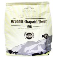Dhillons Organic - Organic Chapatti Flour - Stone Milled - 5kg