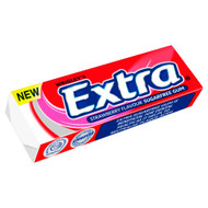 Wrigley's Extra Strawberry Flavour - 14g - Pack of 5 (14g x 5)