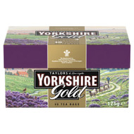 Yorkshire Tea Gold - 40's - Pack of 4 (40's x 4)