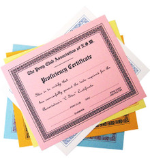 Proficiency Certificate