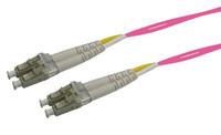 OM4 LC-LC Fibre Patch Lead 50u