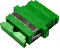 SC-APC to SC-APC Duplex Single-mode Joiner