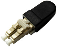 LC Multimode Loopback Fibre Adapter
