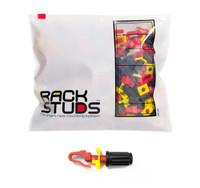 RACKSTUDS 100 pack - Red