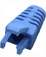 RJ45 Strain Relief Boot - Slimline with Clip Protector