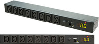 Metered Rack PDU Power distribution unit