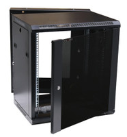 Wall Mount Server Rack Cabinet Hinged Lite Series