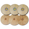 Economy Wobble Balance Board Package (Incl. Beg/Int/Adv Boards)