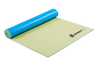 Yoga Mat 24 x 69 x 5mm Lemon/Teal