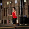 Weighted Speed Rope - 1.25lbs-in use