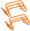 6 INCH WEIGHTED TRAINING HURDLE SET