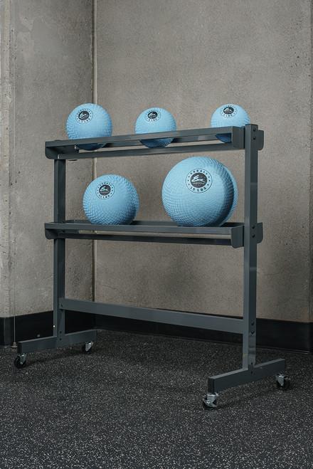 Exball Medicine Ball Rack Basic Package