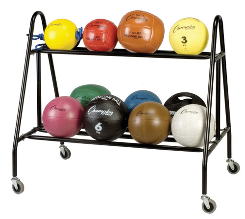MEDICINE BALL STORAGE CART