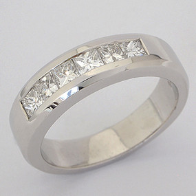 Men's Diamond Wedding Band diawb142-diamond-wedding-band