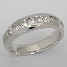 Men's Diamond Wedding Band diawb139-diamond-wedding-band