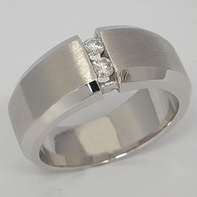 Men's Diamond Wedding Band diawb111-diamond-wedding-band