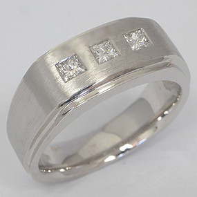 Men's Diamond Wedding Band diawb104-diamond-wedding-band