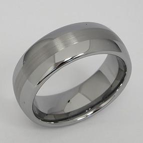 Men's Tungsten Wedding Band tung145-tungsten-wedding-band