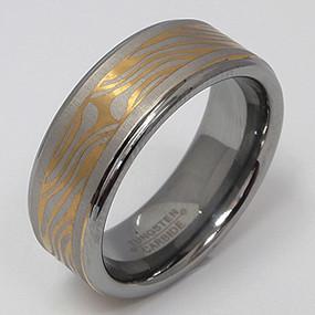 Men's Tungsten Wedding Band tung141-tungsten-wedding-band