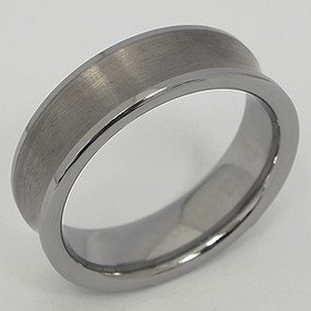 Men's Tungsten Wedding Band tung137-tungsten-wedding-band