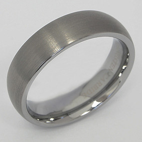 Men's Tungsten Wedding Band tung131-tungsten-wedding-band