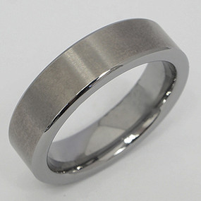 Men's Tungsten Wedding Band tung124-tungsten-wedding-band