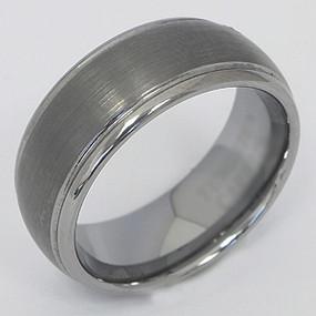 Men's Tungsten Wedding Band tung121-tungsten-wedding-band