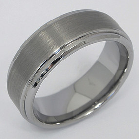 Men's Tungsten Wedding Band tung120-tungsten-wedding-band