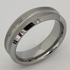 Men's Tungsten Wedding Band tung116-tungsten-wedding-band