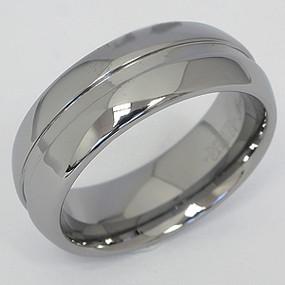 Men's Tungsten Wedding Band tung109-tungsten-wedding-band