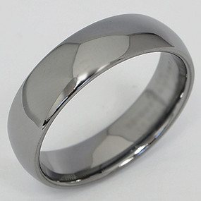 Men's Tungsten Wedding Band tung105-tungsten-wedding-band
