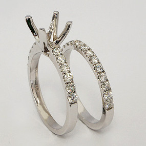 wedding set wedding-ring-set-146
