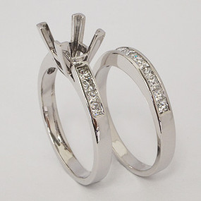 wedding set wedding-ring-set-123