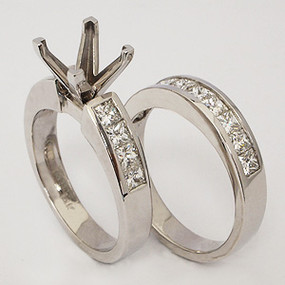 wedding set wedding-ring-set-118