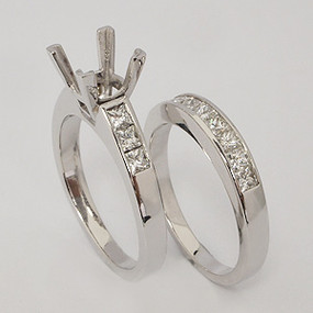 wedding set wedding-ring-set-117