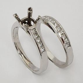 wedding set wedding-ring-set-114