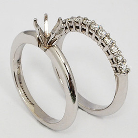 wedding set wedding-ring-set-108