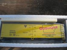 Crown (Weaver) Dubuque Meats 40' Reefer, 3 rail or 2 rail