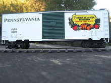 Weaver PA Produce 40' PS-1 box car, 3 rail or 2 rail