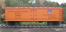 Weaver UP Pacific Fruit Express 40' Reefer, 3 or 2 rail