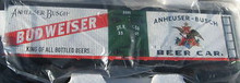 MTH Premier Anheuser-Busch Budweiser 36' wood reefer, 3 rail