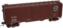 Atlas O  SP (T&NO) 1937 style AAR 40' steel box car, 3 rail or 2 rail